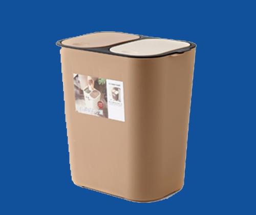 15L分类垃圾桶