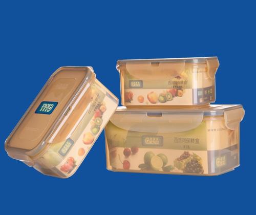 纳米保鲜盒